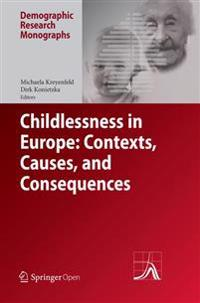 Childlessness in Europe