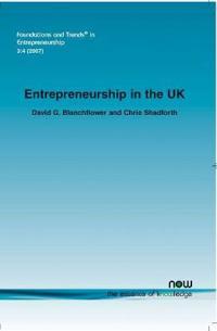 Entrepreneurship in the UK