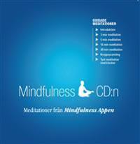 Mindfulness CD:n - Meditationer från Mindfulness Appen