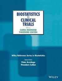 Biostatistics in Clinical Trials