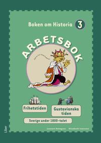 Boken om Historia 3 Arbetsbok