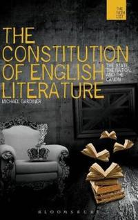 The Constitution of English Literature