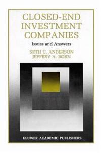 Closed-End Investment Companies