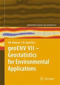 Geoenv VII U Geostatistics for Environmental Applications