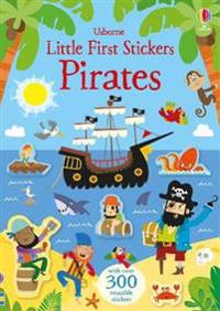 Little First Stickers Pirates