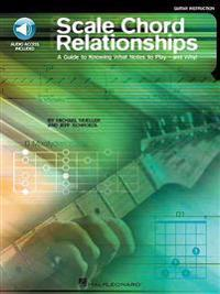 Scale Chord Relationships: A Guide to Knowing What Notes to Play - And Why! [With CD]