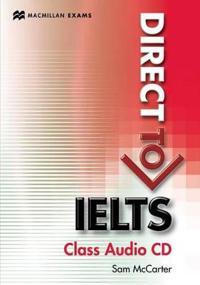 Direct to IELTS Class Audio CD