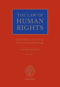 The Law of Human Rights