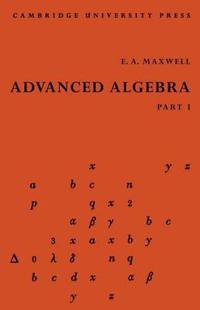 Advanced Algebra