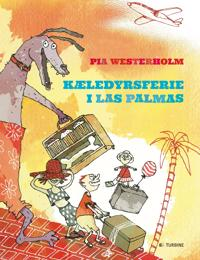 Kæledyrsferie i Las Palmas