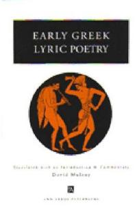 Early Greek Lyric Poetry