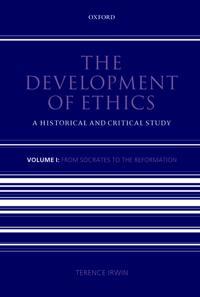 The Development of Ethics