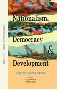 Nationalism, Democracy and Development