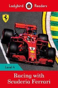 Racing with Scuderia Ferrari - Ladybird Readers Level 4