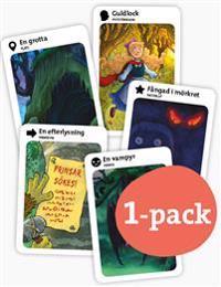 Kortspel: Skruvade Sagor / 1-pack