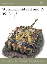 Sturmegeschutz III and IV 1942-45