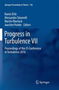 Progress in Turbulence