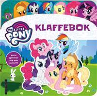 My little pony klaffebok