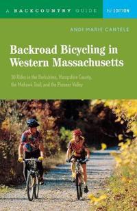 Backcountry Backroad Bicyclint in Western Massachusetts