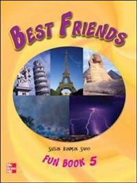 BEST FRIENDS FUN BOOK 5