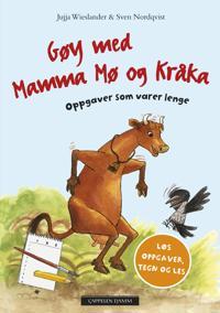 Gøy med Mamma Mø og Kråka. Oppgaver som varer lenge