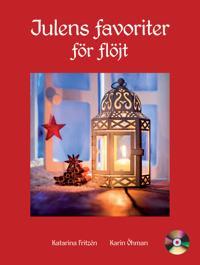 Julens favoriter för flöjt inkl cd -  pdf epub