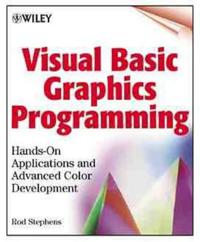 Visual Basic Graphics Programming: Hands-On Applications and Advanced Color