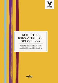 Guide till boksamtal för Sfi och Sva
