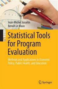 Statistical Tools for Program Evaluation