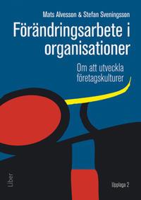 Förändringsarbete i organisationer