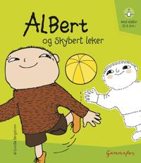 Albert og Skybert leker