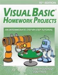 Visual Basic Homework Projects