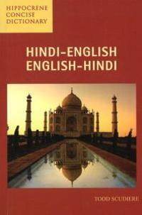 Hindi-English/English-Hindi Concise Dictionary