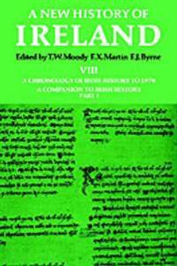 Chronology of Irish History to 1976