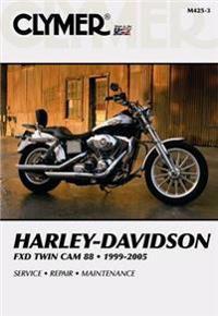 Harley Davidson FXD Twin Cam 88 1999-2005