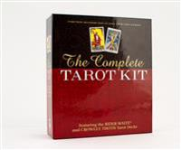 The Complete Tarot Kit: Everything a Beginner Needs to Start Their Journey with Tarot