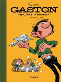 Gaston. Den kompletta samlingen, Volym 1 1957-1962 : skämt nr 1-224