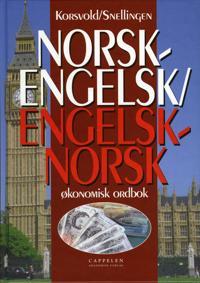 Norsk-engelsk, engelsk-norsk; økonomisk ordbok - Pål E. Korsvold, Helle Snellingen pdf epub