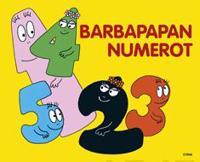 Barbapapan numerot