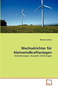 Wechselrichter Fur Kleinwindkraftanlagen