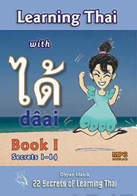 Learning Thai with dâai - Book I (+MP3 download)