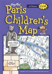 Guy Fox Maps for Children