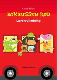 Bokbussen rød