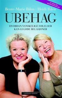 Ubehag - Bente-Marie Ihlen, Heidi Ihlen | Inprintwriters.org