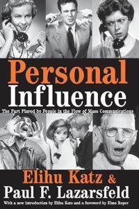 Personal Infulence