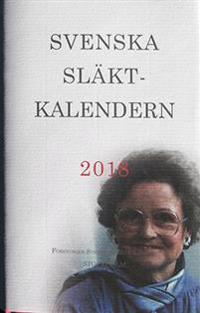 Svenska Släktkalendern 2018