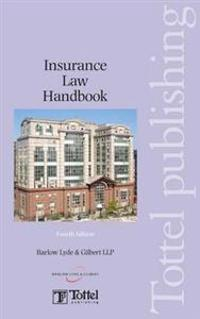 Insurance Law Handbook