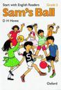 Start with English Readers: Grade 3: Sam's Ball