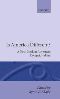 Is America Different?