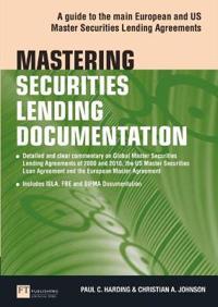 Mastering Securities Lending Documentation